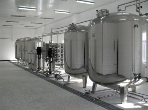 无菌储液罐