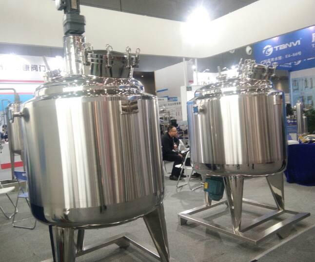 针剂注射液生产用配液罐